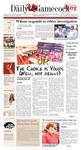 The Daily Gamecock, THURSDAY, SEPTEMBER 2, 2010 by University of South Carolina, Office of Student Media