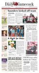 The Daily Gamecock, THURSDAY, SEPTEMBER 16, 2010