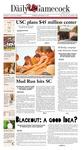 The Daily Gamecock, THURSDAY, SEPTEMBER 23, 2010