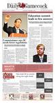 The Daily Gamecock, WEDNESDAY, SEPTEMBER 29, 2010