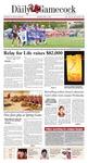 The Daily Gamecock, MONDAY, APRIL 11, 2011