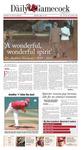 The Daily Gamecock, MONDAY, APRIL 18, 2011