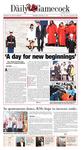 The Daily Gamecock, THURSDAY, JANUARY 13, 2011