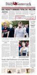 The Daily Gamecock, THURSDAY, NOVEMBER 1, 2012 by University of South Carolina, Office of Student Media