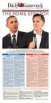The Daily Gamecock, MONDAY, NOVEMBER 5, 2012