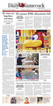 The Daily Gamecock, THURSDAY, NOVEMBER 8, 2012 by University of South Carolina, Office of Student Media