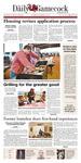The Daily Gamecock, THURSDAY, NOVEMBER 15, 2012