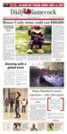 The Daily Gamecock, FRIDAY, NOVEMBER 16, 2012 by University of South Carolina, Office of Student Media