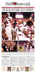 The Daily Gamecock, MONDAY, NOVEMBER 26, 2012 by University of South Carolina, Office of Student Media