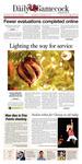 The Daily Gamecock, WEDNESDAY, NOVEMBER 28, 2012