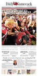 The Daily Gamecock, MONDAY, OCTOBER 8, 2012 by University of South Carolina, Office of Student Media