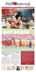 The Daily Gamecock, MONDAY, OCTOBER 29, 2012 by University of South Carolina, Office of Student Media