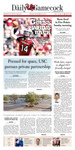 The Daily Gamecock, MONDAY, SEPTEMBER 24, 2012