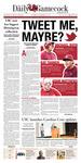 The Daily Gamecock, THURSDAY, SEPTEMBER 27, 2012
