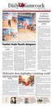 The Daily Gamecock, FRIDAY, APRIL 12, 2013 by University of South Carolina, Office of South Carolina