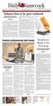 The Daily Gamecock, Thursday, December 5, 2013