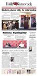 The Daily Gamecock, THURSDAY, FEBRUARY 7, 2013