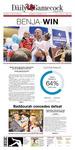 The Daily Gamecock, Wednesday, November 6, 2013 by University of South Carolina, Office of Student Media
