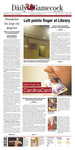 The Daily Gamecock, Thursday, November 7, 2013