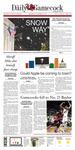 The Daily Gamecock, Wednesday, November 13, 2013 by University of South Carolina, Office of Student Media