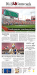 The Daily Gamecock, Thursday, October 3, 2013 by University of South Carolina, Office of Student Media