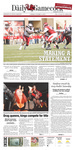 The Daily Gamecock, Monday, October 14, 2013 by University of South Carolina, Office of Student Media