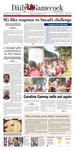 The daily gamecock, Tuesday, September 10, 2013 by University of South Carolina, Office of Student Media