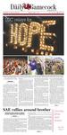 The Daily Gamecock, Monday, April 7, 2014
