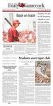 The Daily Gamecock, Monday, April 21, 2014