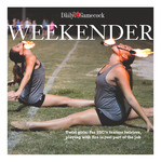 The Daily Gamecock Weekender, Friday, August 22, 2014 by University of South Carolina, Office of Student Media