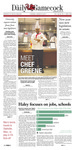 The Daily Gamecock, Thursday, January 23, 2014