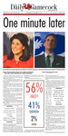 The Daily Gamecock, Wednesday, November 5, 2014
