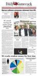 The Daily Gamecock, Thursday, November 6, 2014