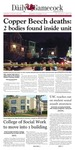 The Daily Gamecock, Wednesday, November 12, 2014