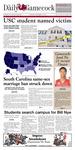 The Daily Gamecock, Thursday, November 13, 2014