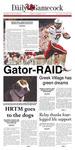 The Daily Gamecock, Monday, November 17, 2014