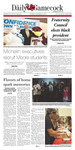 The Daily Gamecock, Thursday, November 20, 2014