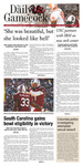 The Daily Gamecock, Monday, November 24, 2014 by University of South Carolina, Office of Student Media