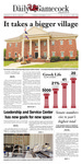 The Daily Gamecock, Thursday, September 18, 2014 by University of South Carolina, Office of Student Media