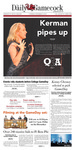 The Daily Gamecock, Thursday, September 25, 2014