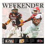 The Daily Gamecock, Friday, September 12, 2014 by University of South Carolina, Office of Student Media