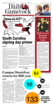 The Daily Gamecock, Wednesday, February 4, 2015 by University of South Carolina, Office of Student Media