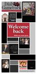 The Daily Gamecock, Monday, January 12, 2015 by University of South Carolina, Office of Student Media