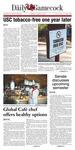 The Daily Gamecock, Thursday, January 22, 2015