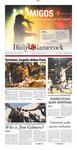 The Daily Gamecock, Monday, November 16, 2015