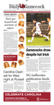 The Daily Gamecock, Wednesday, September 9, 2015 by The University of South Carolina, Office of Student Media