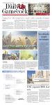 The Daily Gamecock, Monday, April 18, 2016