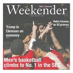 The Daily Gamecock, Thursday, February 11, 2016 by University of South Carolina, Office of Student Media