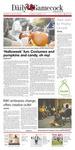 The Daily Gamecock, Thursday, November 2, 2017 by University of South Carolina, Office of Student Media
