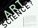 Art or Science? by Allison Marsh